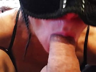 Cumming on breasts Cum in mouth rub on breasts