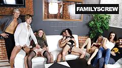 One Big Happy Fucking Family