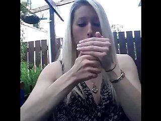 Smoking fetish stepmother lesbian maid stories Teen blonde smoking fetish outside