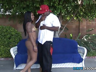 Ebony cum swallow Ebony ho swallows cum
