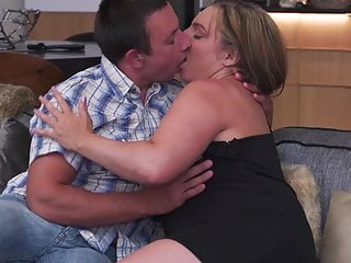 Chubby boys gay - Chubby mature mother fucks toy boy