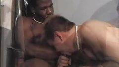Gay Bareback Fucking And Sucking Interracial