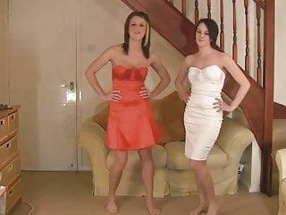 Girls teaching masturbation Jodi teaches carmen to instruct you to cum