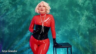 Latex care video howto free clip
