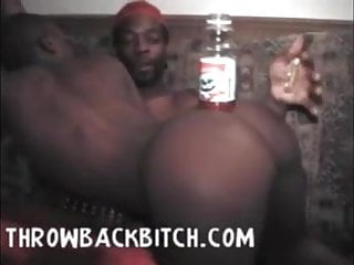 Free hairy ghetto girl videos Glad head crazy bitch is letting all us fuck for free