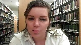 Miss Scarlett, in the library with the dildo