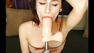 dildo Deep Throat