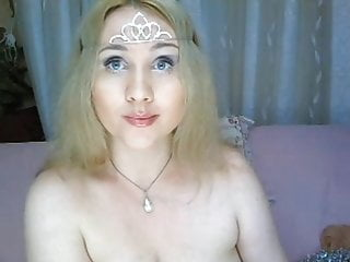 Demonstrate male anal sex - Ukrainian mom blonde demonstrates anal on camera for viewers