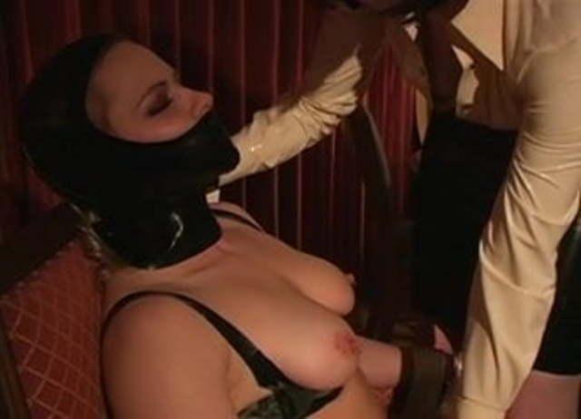 Lesbian Sucking Natural Tits