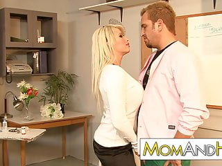 Librarian orgy Milf librarian brooke haven fucks the doctor