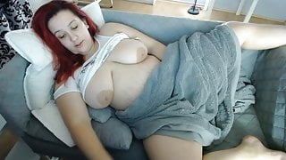 she pisses under the couch for tokens