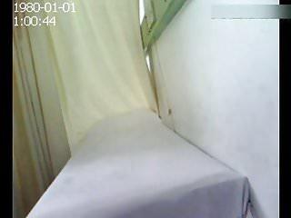 Nausea and rectal vaginal bleeding Chinese girl rectal examination hidden cam 2