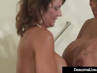 Minka videos xxx Horny cougar deauxma gf minka banged jizzed on by hubby
