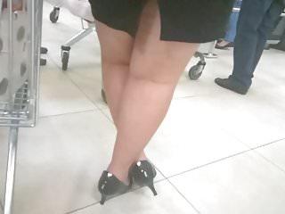 Sexy legs high heels nylons Sexy curvy legs, high heels