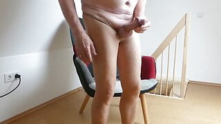 Daddy in Nylons