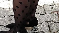 Pantyhose Tights Nylon Stockings Fetish Collant Strumpfhose