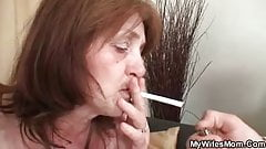 He fucks old mother-in-law and gets busted
