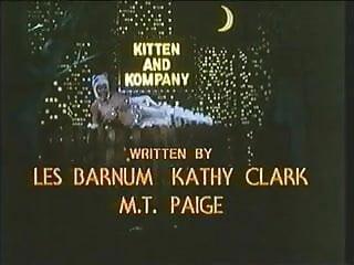 Vintage evening wear uk - An evening with kitten 1985 part 1 of 2