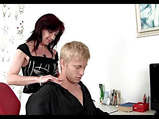 Secretary fucks the whole office slutload Petite mature secretary fuck in office youger boss