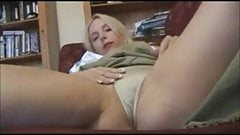 Blonde Slut Mature