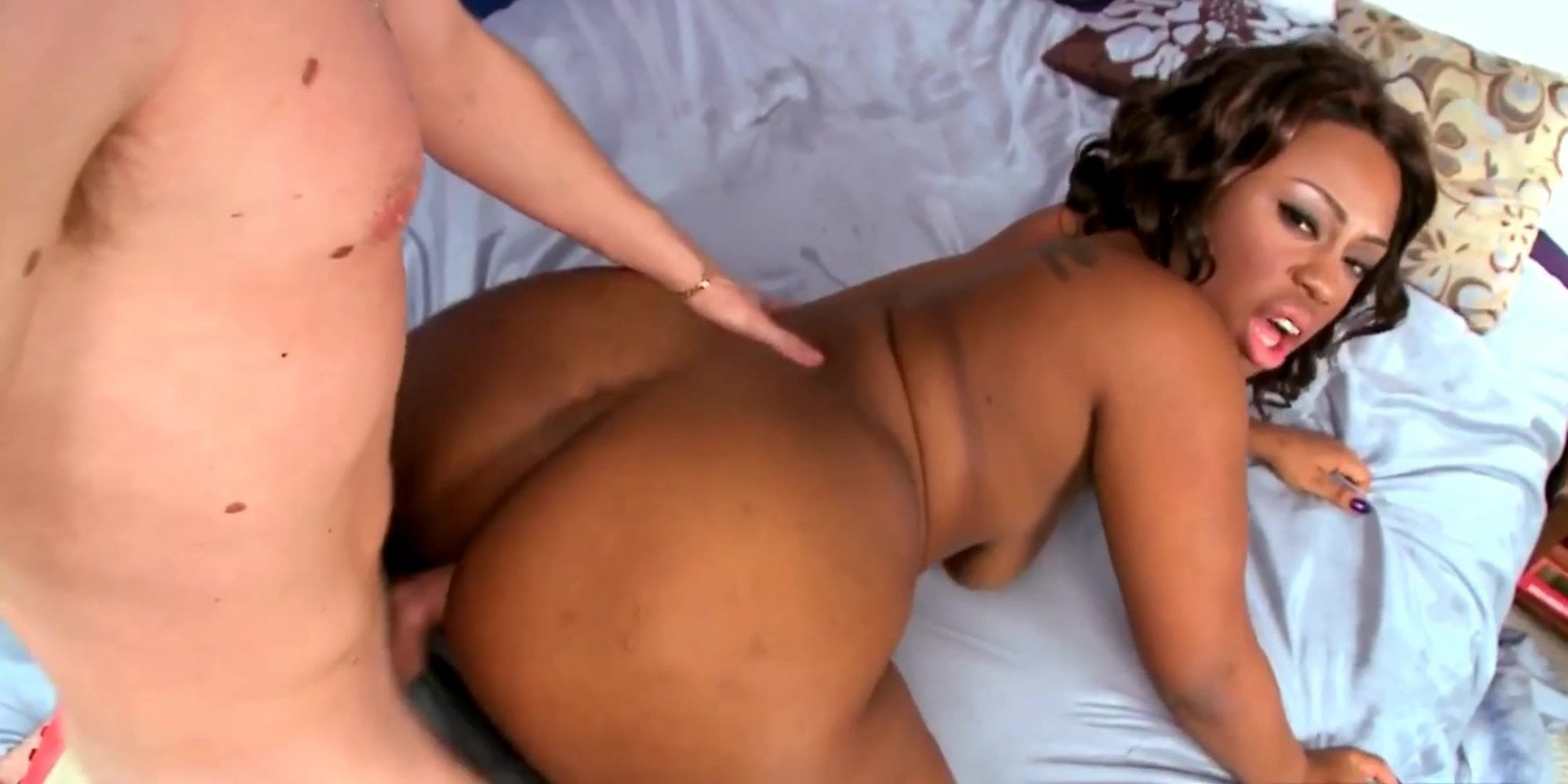 Young White Teen Black Cock