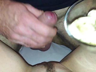 Food increasing cum - Girl friend eat cum and banana food and cum amateur italian