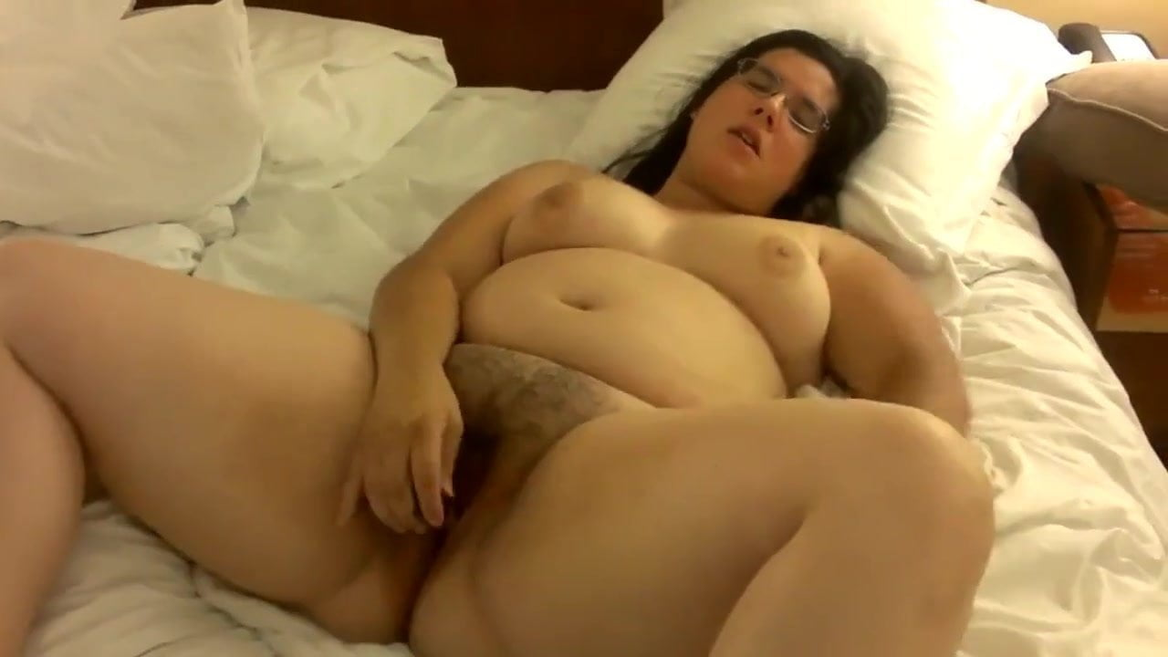 Big ass chubby masturbate