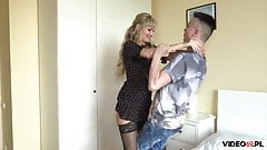 Seks z kolezanka mamy