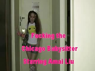 Chicago gloryholes - Fuckin the chicago babysitter starring amai liu