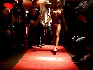 Blonde girl in a bikini - Alexis kaufman aka wwes alexa bliss modeling in a bikini