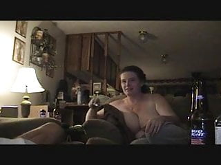 Redneck porn Redneck milf gets cuckold fuck