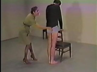 Nude cruises from mobile Mistress gets exited from nude caning