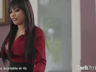Wife rides strange black cock Attractive soon to be ex wife rides a black dick