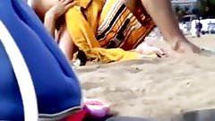 Sex at the Beach of Las Canteras01