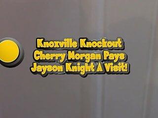 Close shave xxx Cherry morgan xxx pays jayson knight a visit