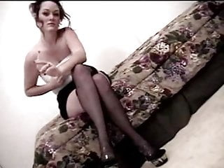 Mature smoking cigarette Beth gets fucked and creamed after bj while smoking cigarette