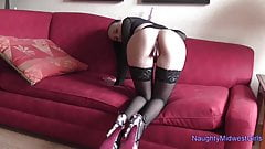 Nicole Love - 19 yo. Ass fucked and Creampied