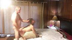 Amateur Wife Fucked Hard In Hotel Room
