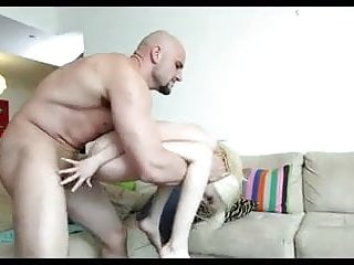 Louisiana breast lift - Girl lifted up and wildy fucked in various position