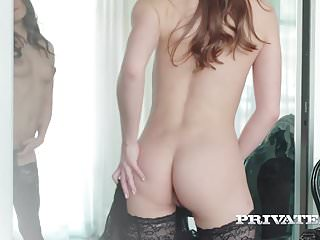 Teen meth addict Evelina darling, addicted to lingerie and and anal sex