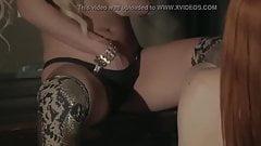 Dread Hot e Emme White - Cena 4