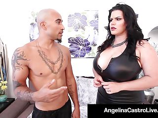 Porno kings video Cuban bbw angelina castro king noir make sara jay submit
