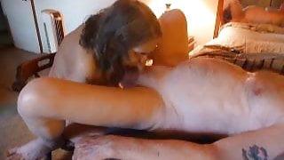 I love his ass & his cock & cum in my mouth tastes so good