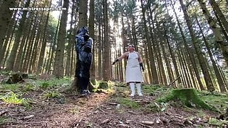 Dominatrix Mistress April - Slave Isolation