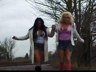 British lesbians celebs - Kinky british lesbians part 1