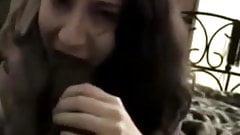 Huge black cock tears apart white girl BBC