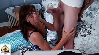 Sexy Milf Marie Sloppy Chaturbate Blowjob