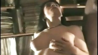 Gangbang french wife interracial