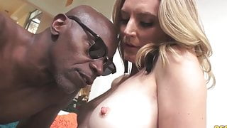 doggystyle pervcity, squirting anal milf Mona Wales with bbc