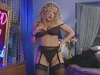 Ashely leggat nude Danni ashe on the bed stripping her black lingerie